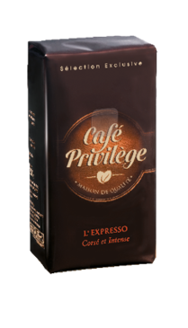 L'Expresso - Café Moulu