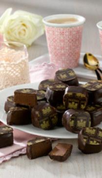 Chocolat Palet des Papes
