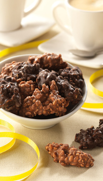 Granits Céréales au chocolat