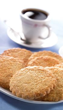 Biscuits Broyés
