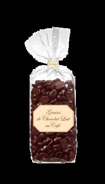 Les Grains de chocolat au lait