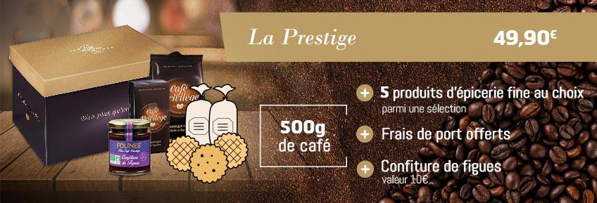Coffret Cadeau - La Prestige