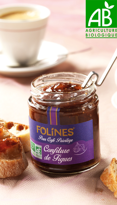 confiture de figues sans grains