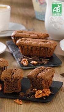 Minis Brownies Bio
