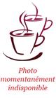 Cafetière double-fonction noire